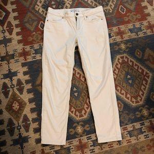 Calvin Klein jeans khaki ankle skinny sz10 pants